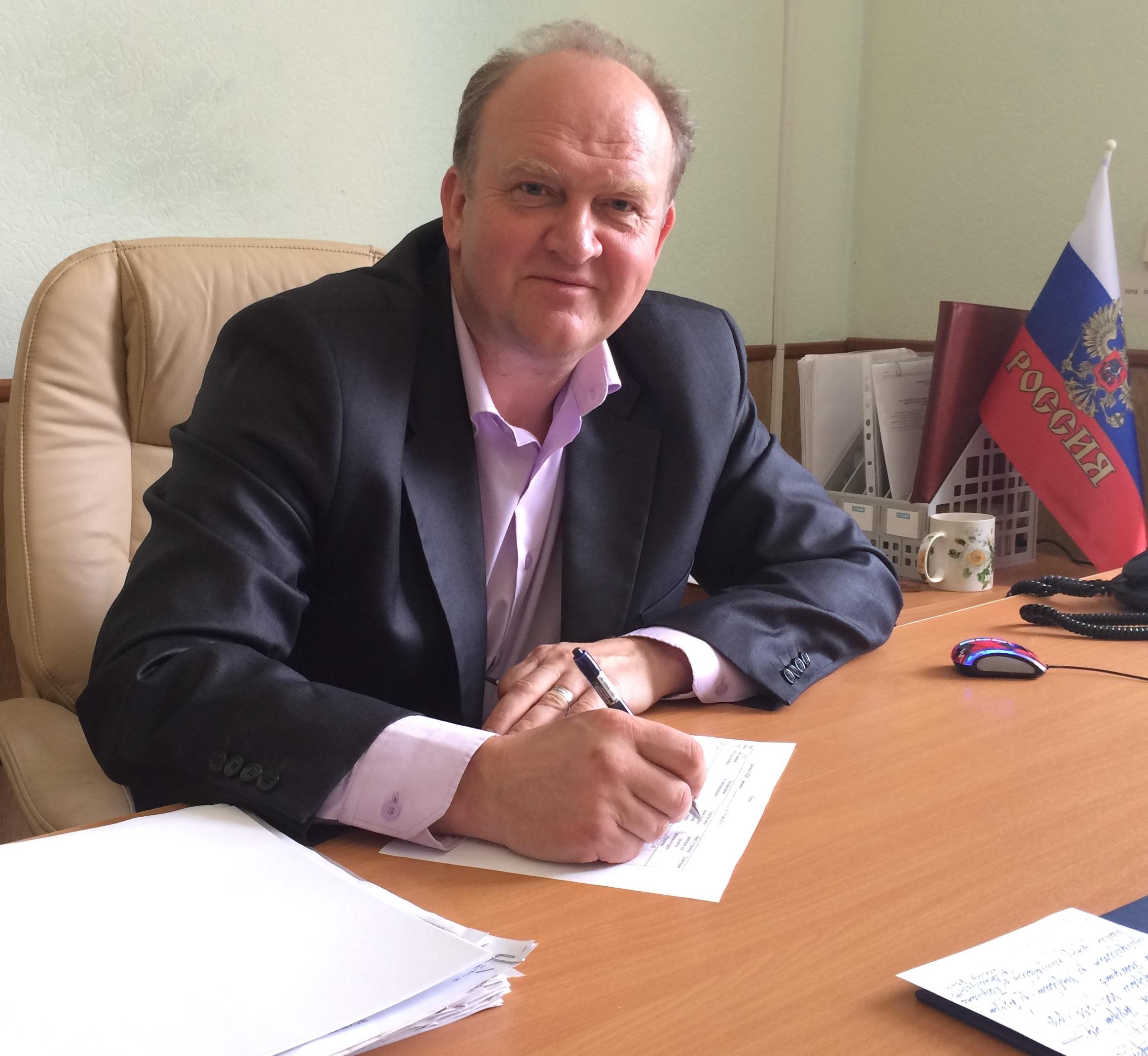 заместитель главы Администрации города Заволжья